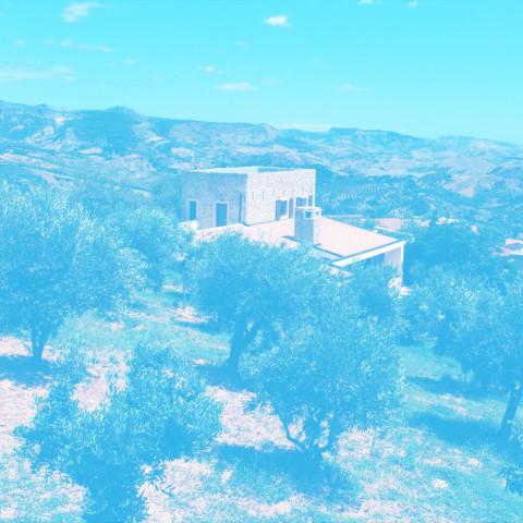 nicola pisani villa kroton progetto casa unifamiliare