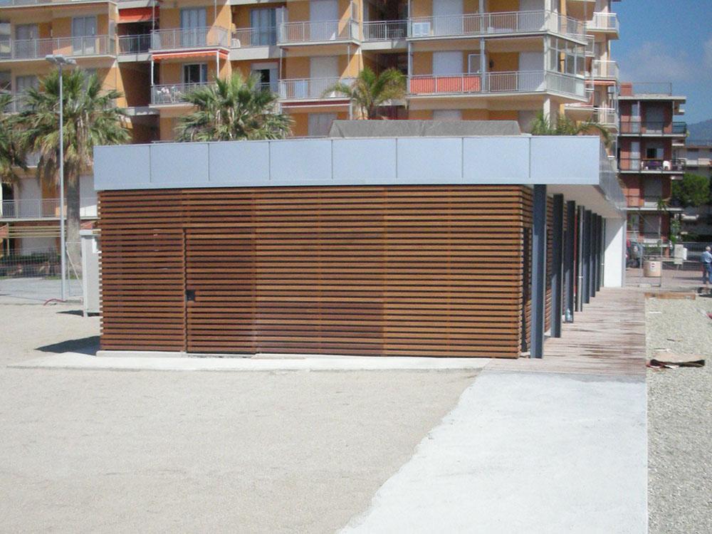 Nicola Pisani edificio PNA